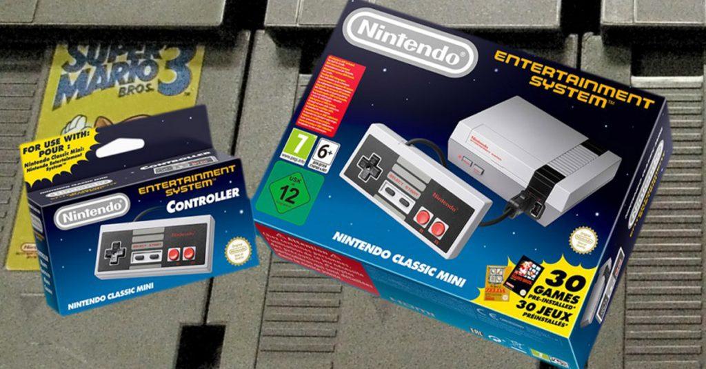 Nintendo Classic Mini: Alle 30 Spiele in der Übersicht mit Videos