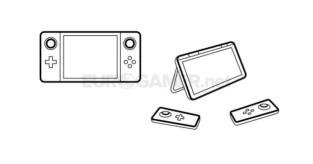 Mockup der Nintendo NX von Eurogamer