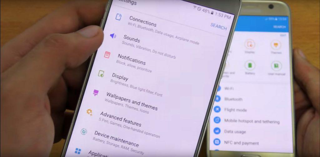 Touchwiz-Nachfolger: Video zeigt Samsungs neue Grace UI