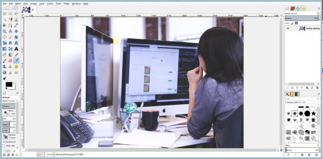 Gimp als Alternative zu Adobe Photoshop