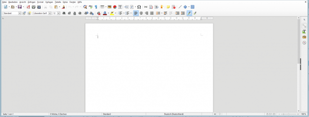 Libre Office als Alternative zu Microsoft Office