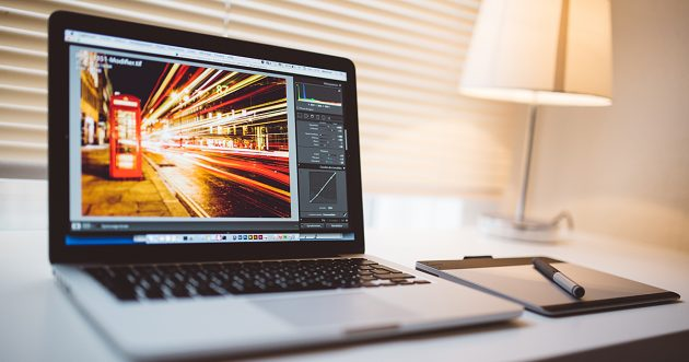 Bildbearbeitung für Notebook und PC
