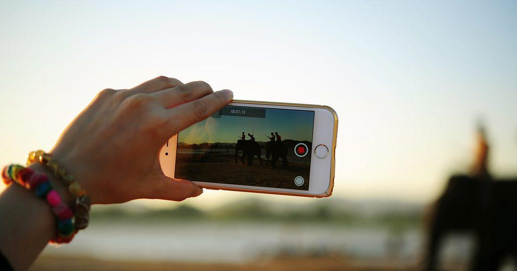 App-Tipps: Videobearbeitung mit dem Smartphone