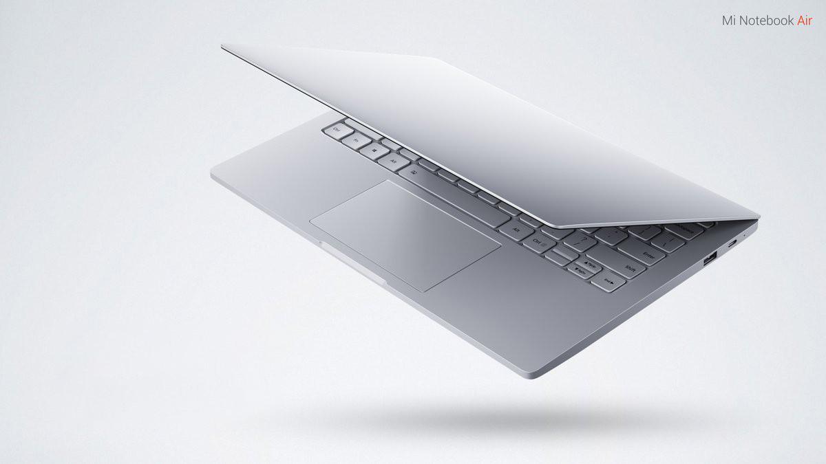 Xiaomi stellt Mi Notebook Air vor  günstiges und flaches Notebook