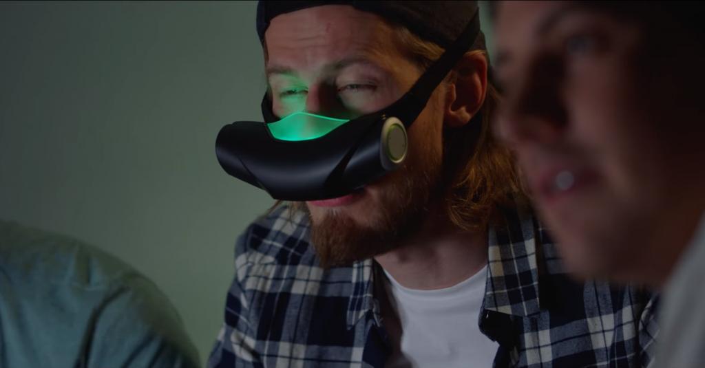 Nosulus Rift – VR für die Nase