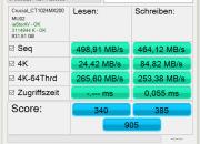 AS SSD MX200