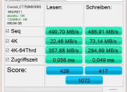AS SSD MX300