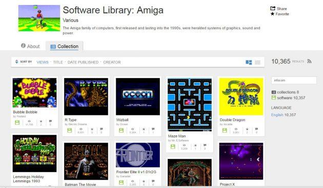 Amiga-Collection