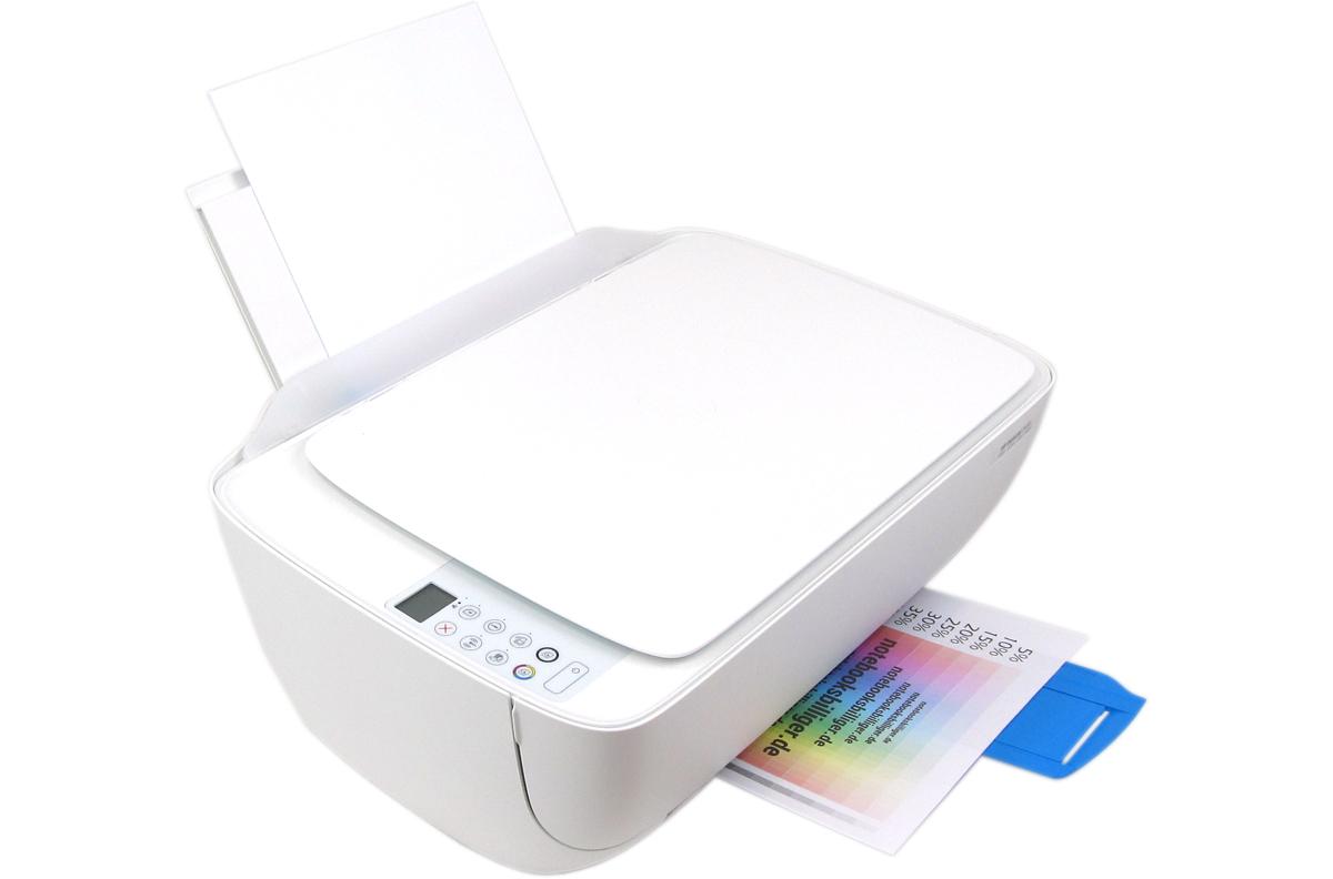 HP Deskjet 3630: 3-in-1 Drucker von HP im Test
