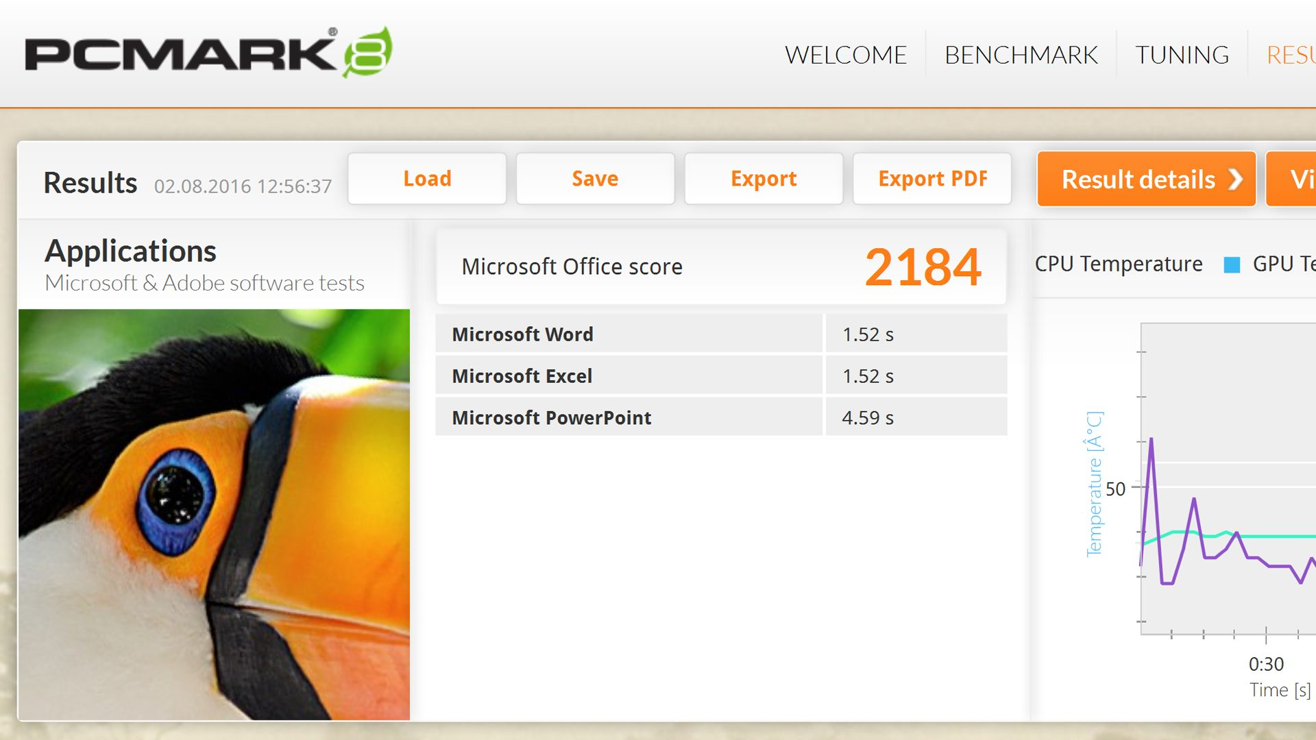 HP-Elitebook-1030-G1-X2F03EA-Benchmark_9