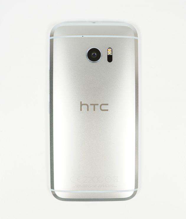 HTC 10 Rueckseite