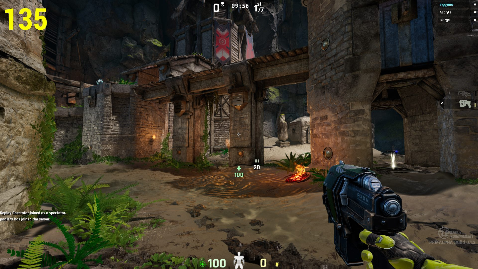 unreal tournament alpha