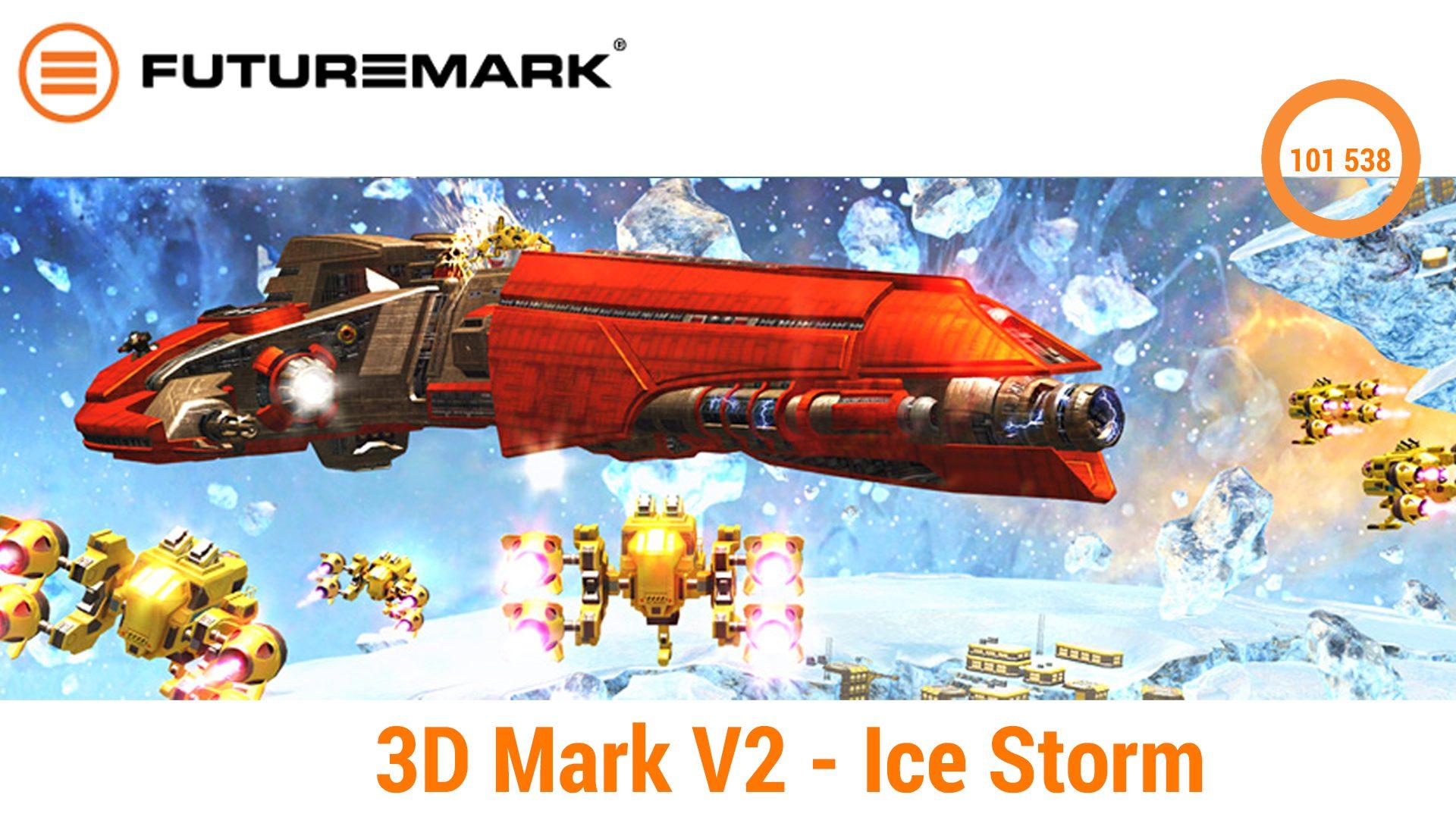 3D Mark Ice Storm