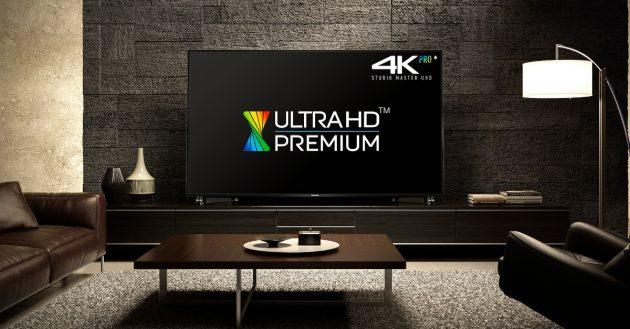 UHD Blu-ray 4K-Aufloesung