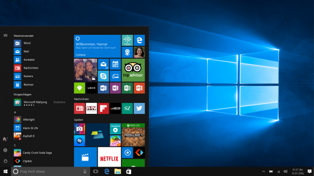 W10_RS1_Laptop_Start_Cortana_16x9_de-DE