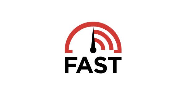 Netflix Speedtest fast.com als App verfügbar