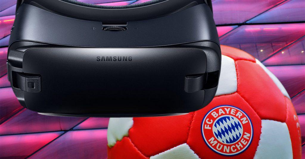 Fußball in VR: Bundesligastart im kostenlosen Stream