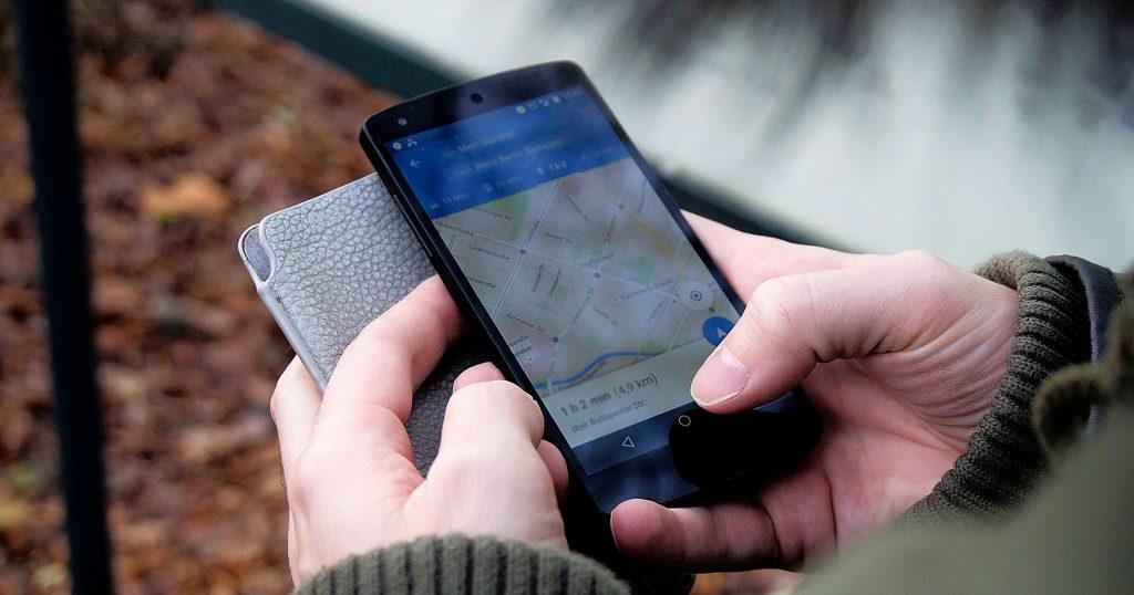 Google Maps zeigt live, wie voll es an Orten ist