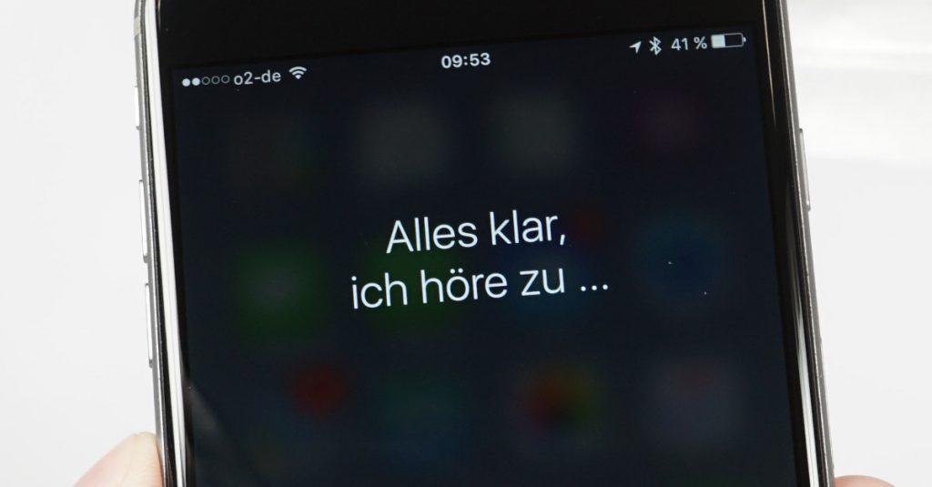 Hey Siri: So versteht euch Apples Spracheingabeassistentin besser