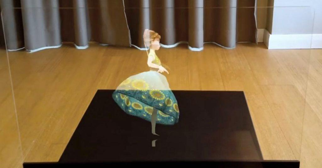 HoloVit: Hologramme ansehen und selbst aufnehmen