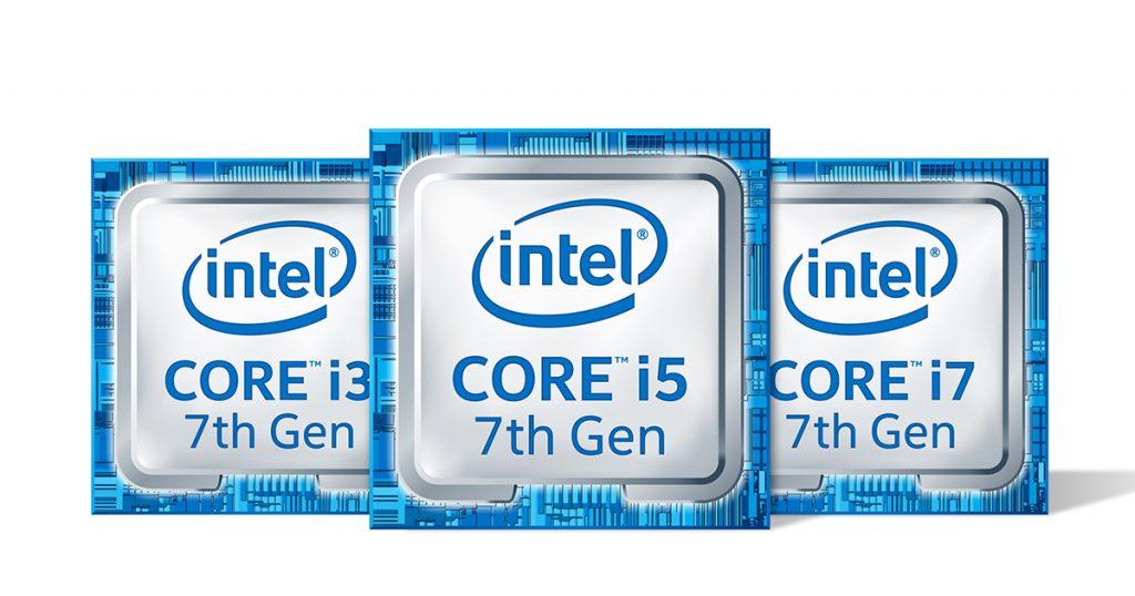 Intel stellt Core i Prozessoren der 7. Generation vor