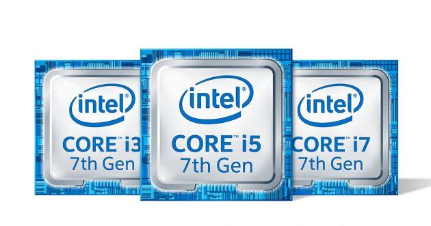 Intel stellt Prozessoren der 7. Generation vor