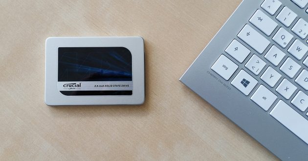 Crucial MX300 750GB SSD im Test