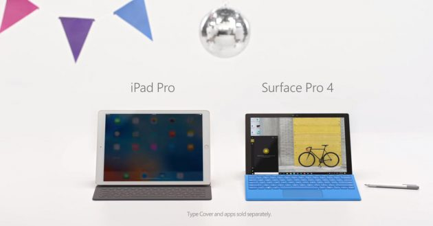 surfacevsipad