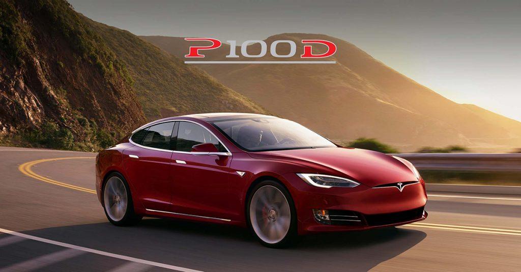 Tesla S P100D: in 2,5 Sekunden auf 100 Km/h