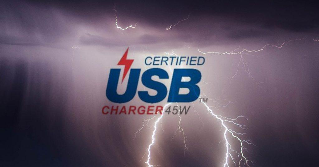 Bessere Übersicht und mehr Sicherheit: Neues Logo für USB-Typ-C-Netzteile