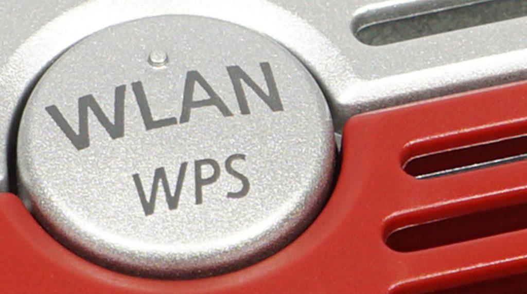 Sicherheitslücken durch WPS