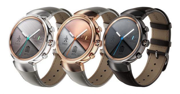 Asus stellt Zenwatch 3 auf der IFA 2016 vor
