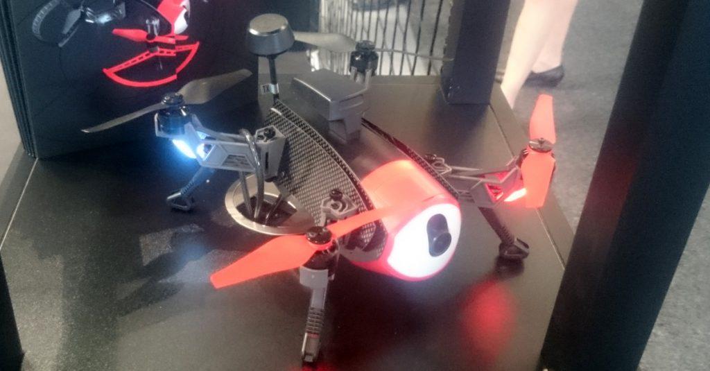 IFA 2016: Drohnen-Invasion auf dem Messegelände in Berlin