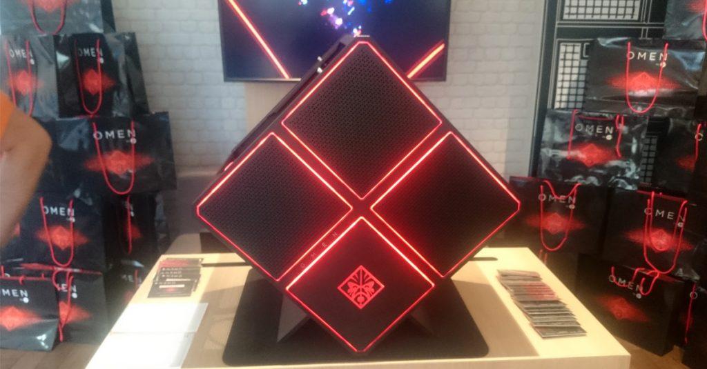 IFA 2016: HP OMEN X 900 – Gaming-PC im Würfelformat mit Wasserkühlung
