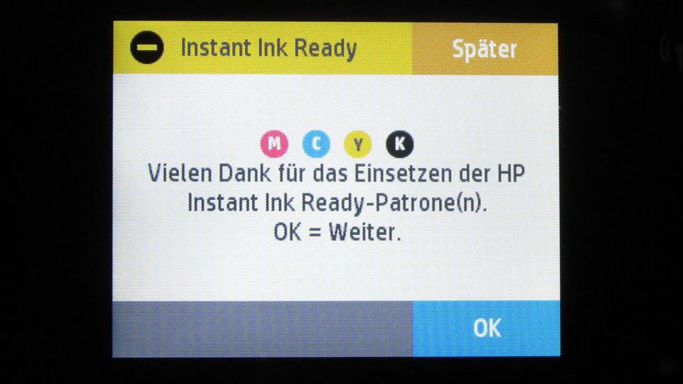 HP OfficeJet Pro 6970: Instant Ink Multifunktonsdrucker im Test