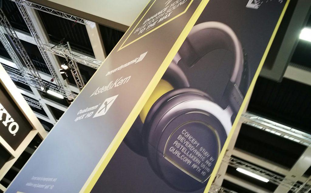 IFA 2016: Beyerdynamic zeigt die Zukunft der Bluetooth-Kopfhörer