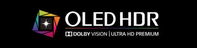 LG OLED HDR Logo