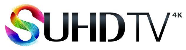 Samsung SUHD TV Logo