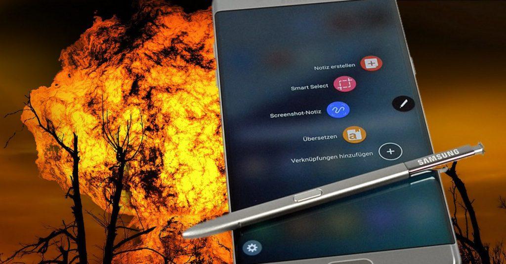 Galaxy Note 7: Austauschprogramm läuft, so erkennt man neue Geräte [UPDATE 2]