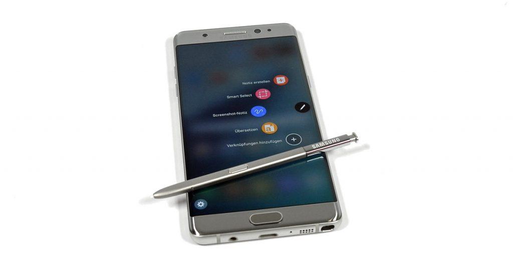 Samsung Galaxy Note 7: Ein Nachruf
