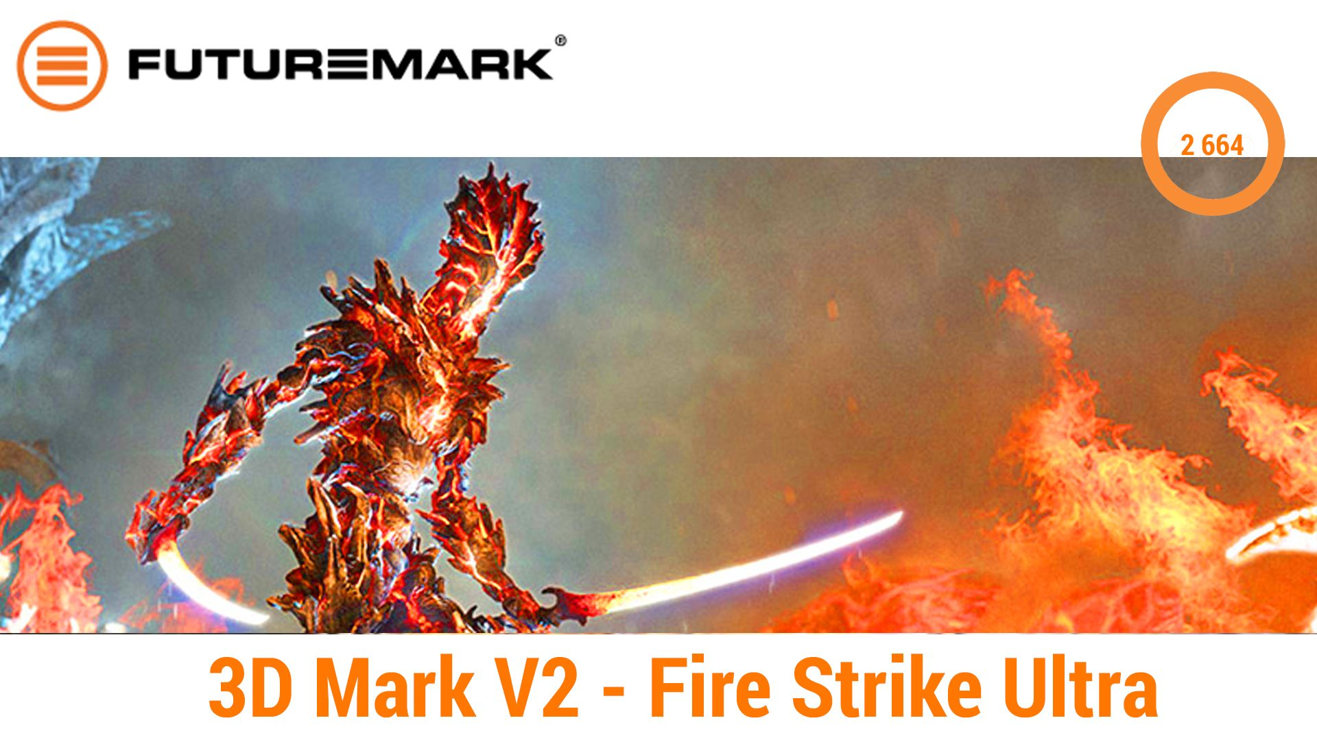 3D Mark V2 – Fire Strike Ultra