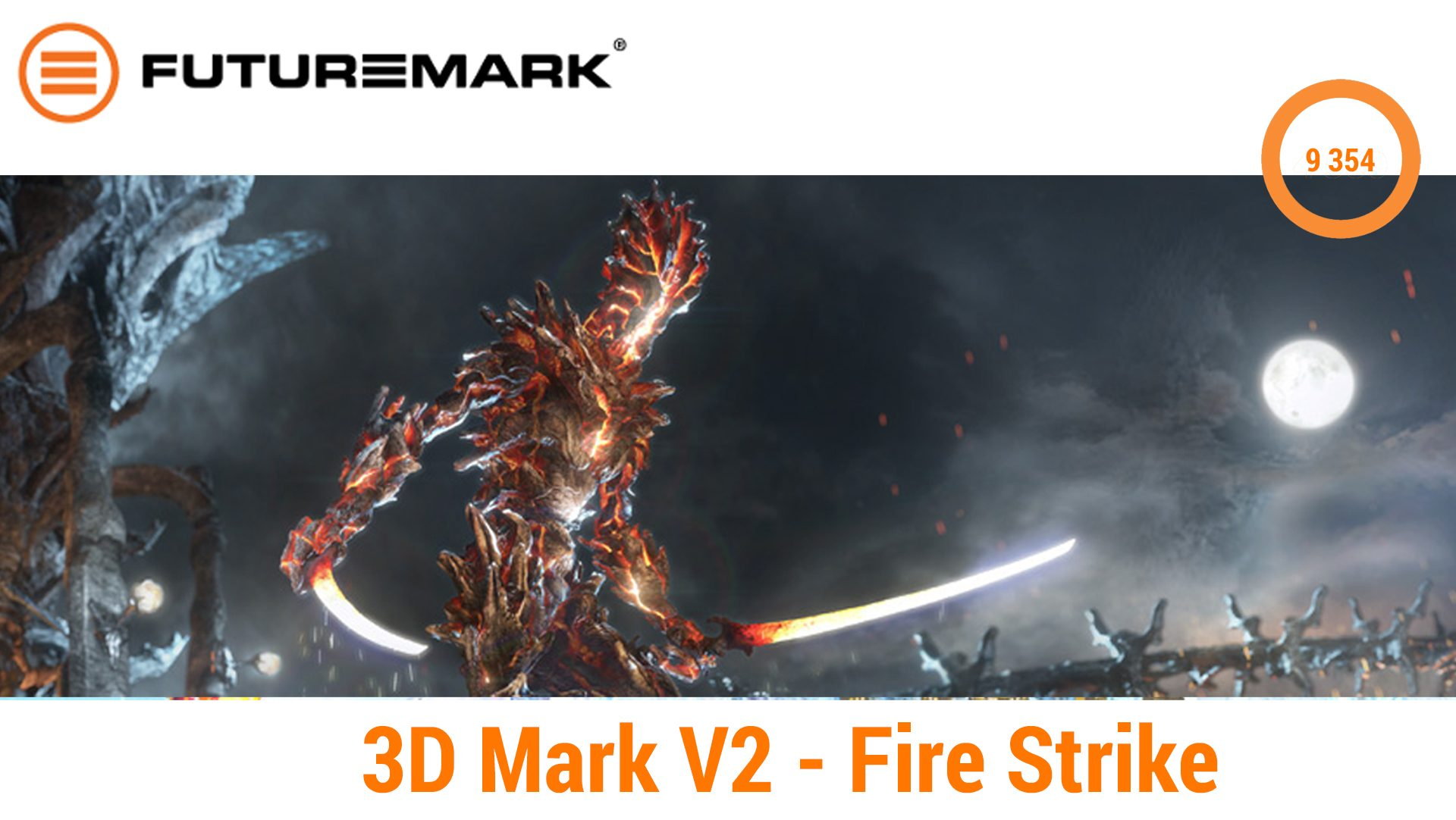 3D Mark V2 – Fire Strike