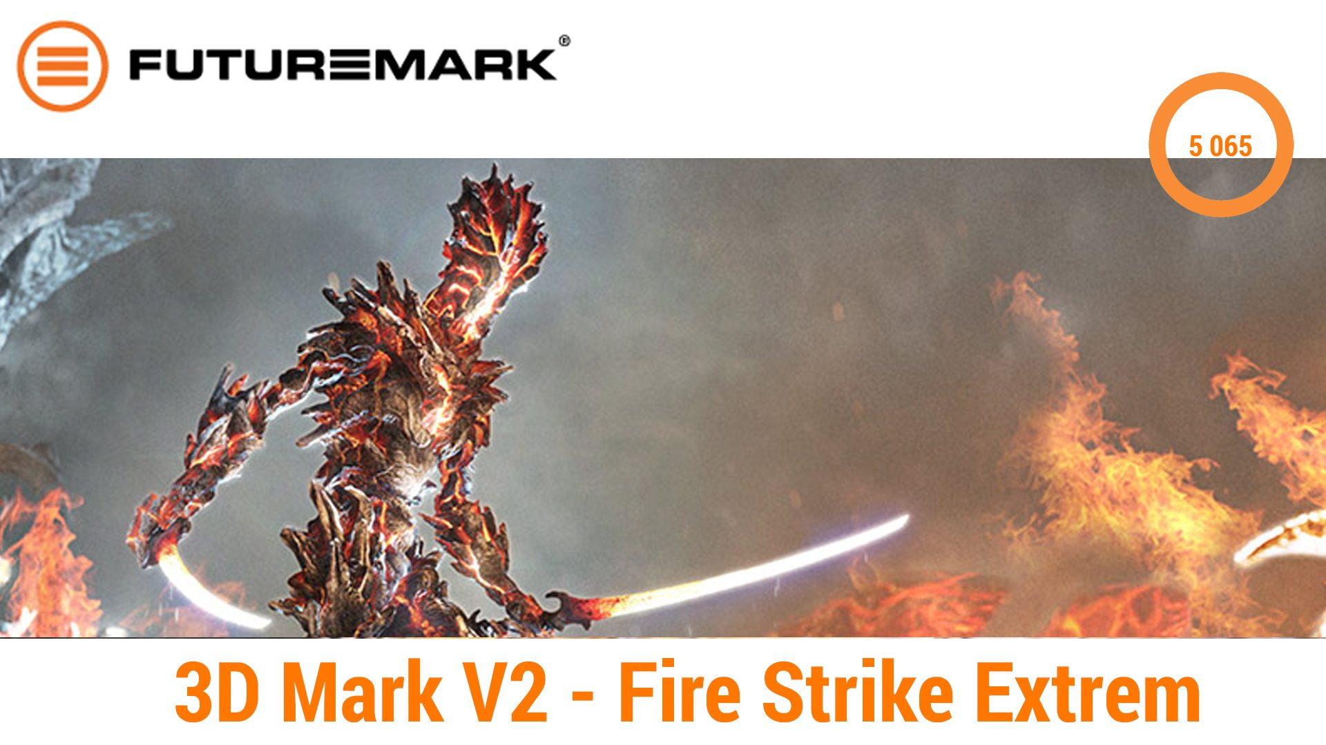 3D Mark V2 – Fire Strike Extreme