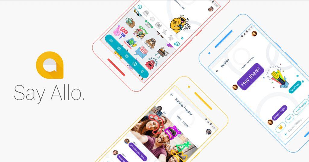"""Google will mit """"Allo"""" den Messenger-Markt aufmischen"""