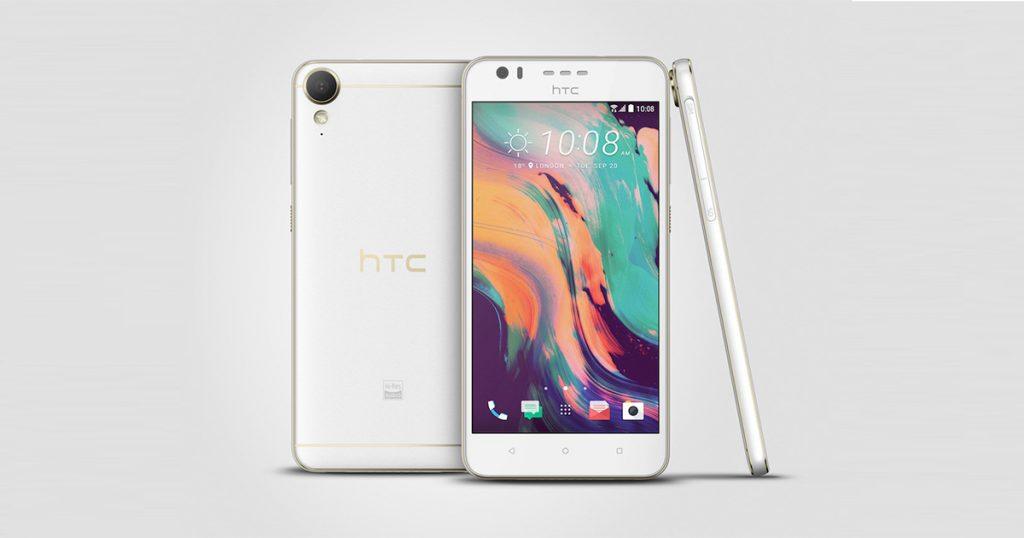 HTC stellt das Desire 10 Lifestyle vor