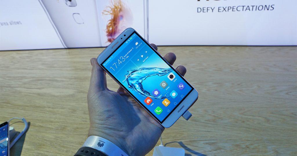 IFA 2016: Huawei Nova und Nova Plus vorgestellt