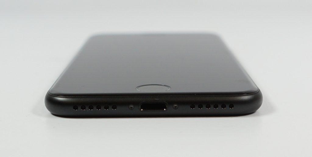 iPhone 7 unten