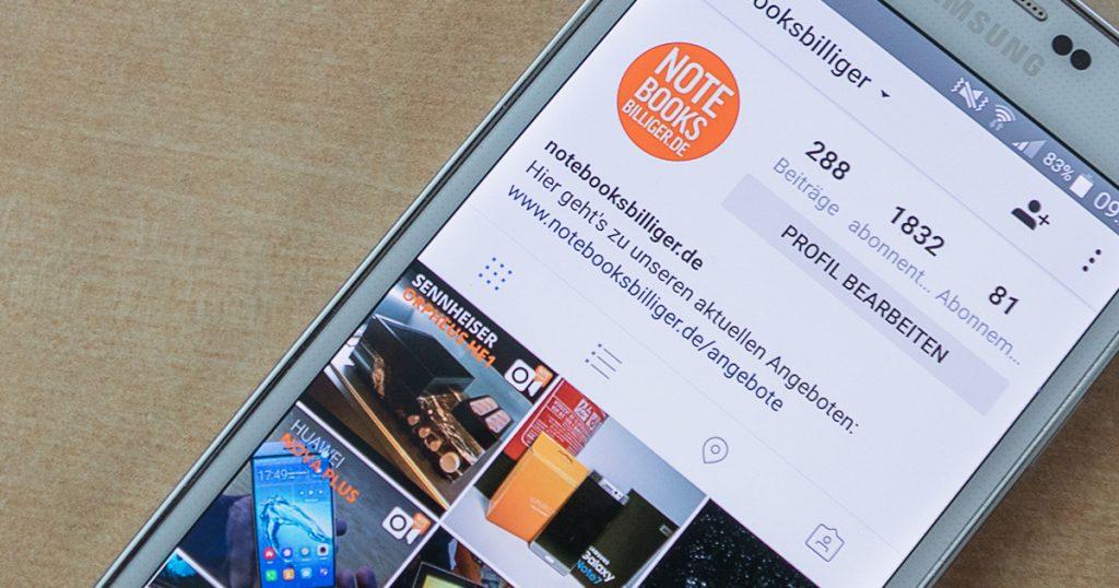 Instagram-Kommentare lassen sich jetzt filtern