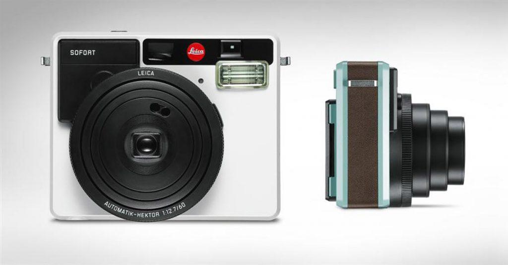 Leica Sofort: Sofortbildkamera für Polaroiden