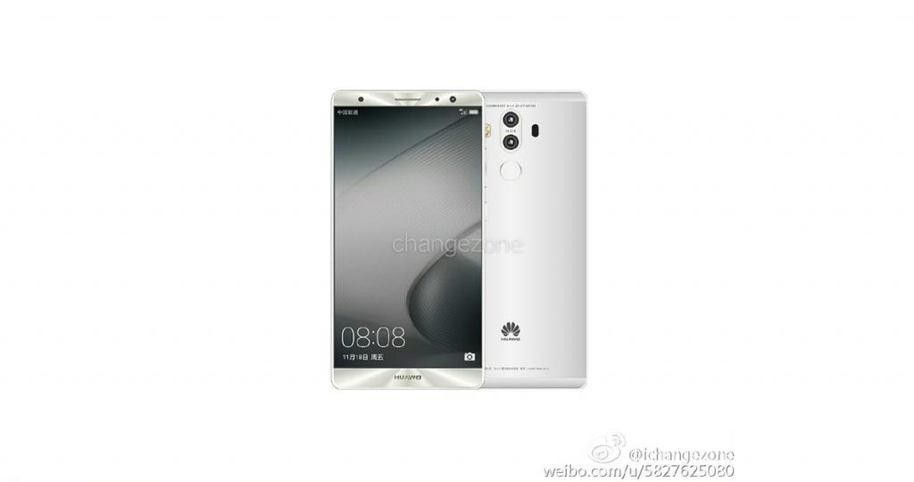 Fotos vom Huawei Mate 9 aufgetaucht, Vorstellung Anfang November